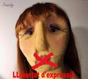 LLIBERTAT D'EXPRESSIÓ - L'INVISIBLE TEATRE